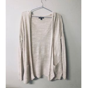 American Eagle Outfitters Hooded Cardigan